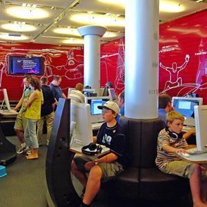 Интернет-кафе Сокола
