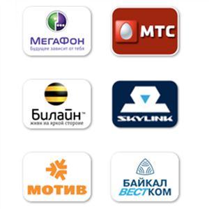 Операторы сотовой связи Сокола