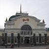 Железнодорожные вокзалы в Соколе