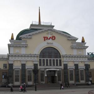 Железнодорожные вокзалы Сокола